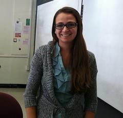 Ms. Palmer