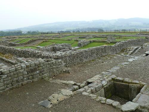 Roman Site at Corbridge