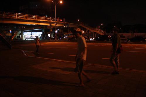 [台湾2.5] 僕らが女の子2人連れてきたので、移動手段に困ることに。