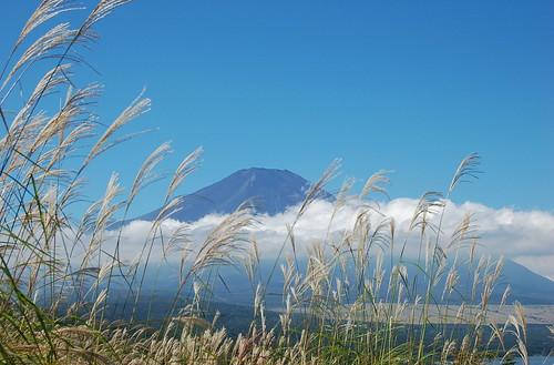 ★富士山はもう秋
