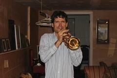 The trumpet solo