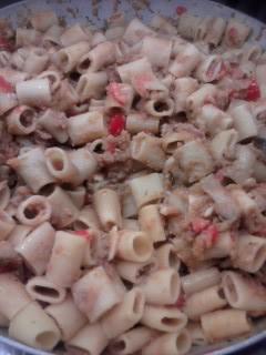 Pasta alla norma by La Fiaschetteria delle Cure