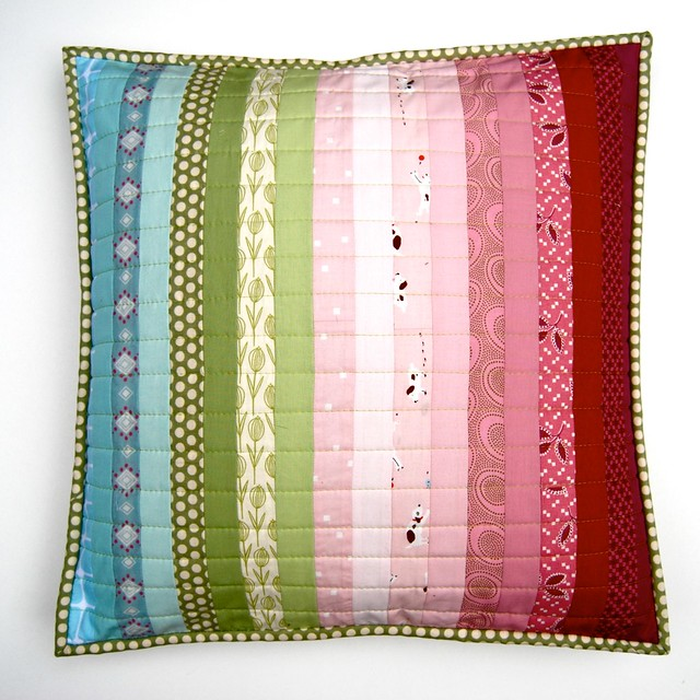 Dead Simple Palette Pillow Tute