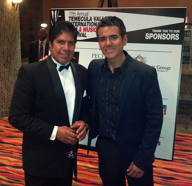 Gordon Vasquez, Jose Yenque, HAPPY NEW YEAR,  Temecula Valley Film Fest