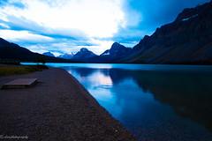Bow Lake, Banff National Park, Alberta, Canada (eleephotography) Tags: rockies canadian alberta banffnationalpark bowlake