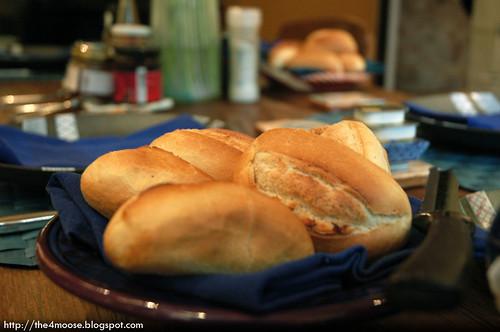 Sunhead of 1617 B&B - Bread Rolls