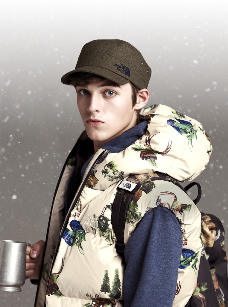 Robbie Wadge0429_North Face FW 2011(ERIKIMISUN@TFS)