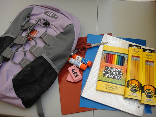 Backpack Donation with Schoolhouse Supplies at Woodlawn Elementary (1)