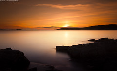 Carrick Sunset (.Brian Kerr Photography.) Tags: sunset seascape coast scotland dumfries galloway carrickbay