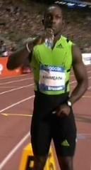 Nickel ASHMEADE (JAM) 3 (LEWIS2009) Tags: brussels athletics bulges 2011 samsungdiamondleague