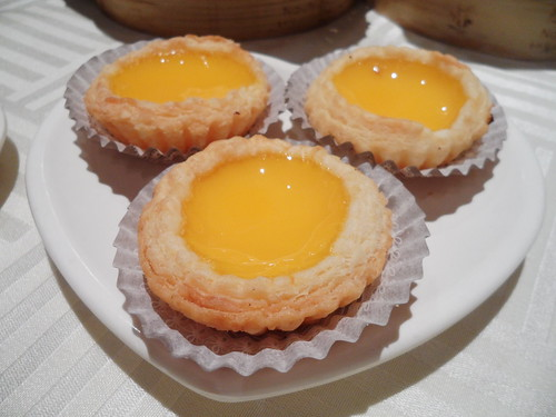 Dragon Palace Egg Tarts