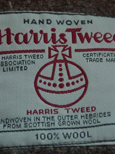 Harris Tweed orb mark