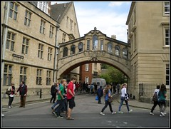 Bridge of Sighs (pefkosmad - on holiday, back soon!) Tags: bridge rialtobridge oxford bridgeofsighs misnamed