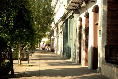 Close to Olvera Street, LA