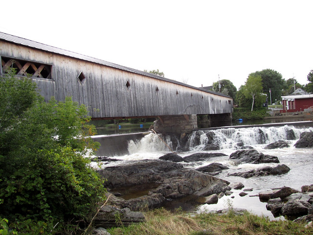 Haverill-Bath Covered Bridge-3
