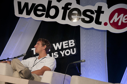 WebFest: A Beautiful Mind behind Social Gaming Branko Milutinovic - Nordeus