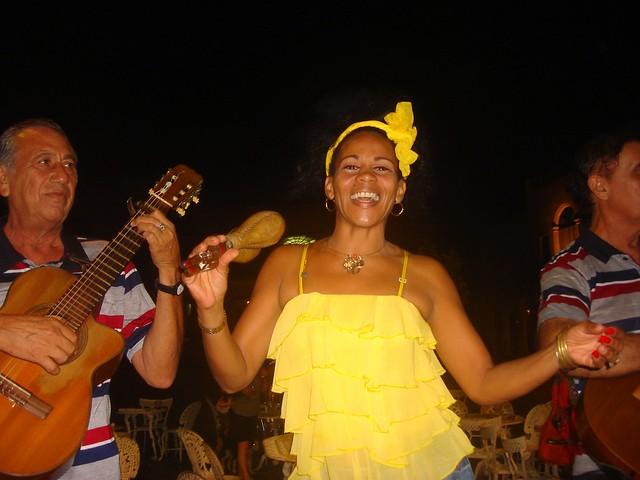 Live music in Cuba