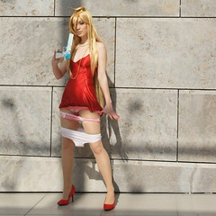 2011-03-19 S9 JB 34499#cobjQ (cosplay shooter) Tags: anime comics costume comic cosplay manga silk leipzig convention cosplayer rollenspiel roleplay lbm 2011 5000z leipzigerbuchmesse 2011042 2011099 anarchypanty yuniper panti id116011 x201301
