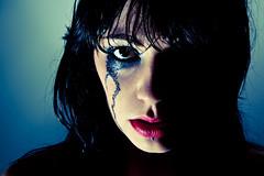 Coralye (Canavy Photography) Tags: portrait beauty female canon femme portraiture 5d mark2 percing coralye