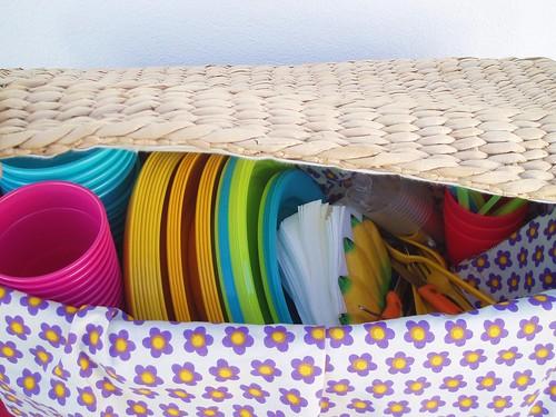 o meu cesto de pic-nic  by SMAC colours