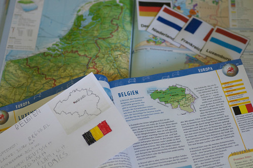 Über Belgien