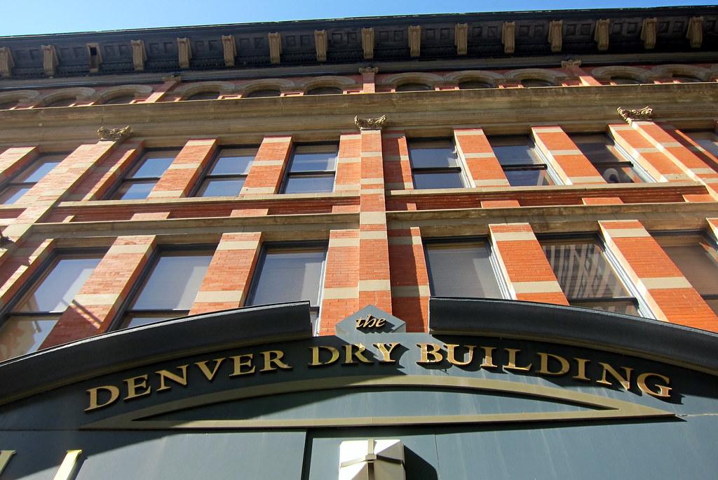 Denver - CBD: Denver Dry Goods Company Building