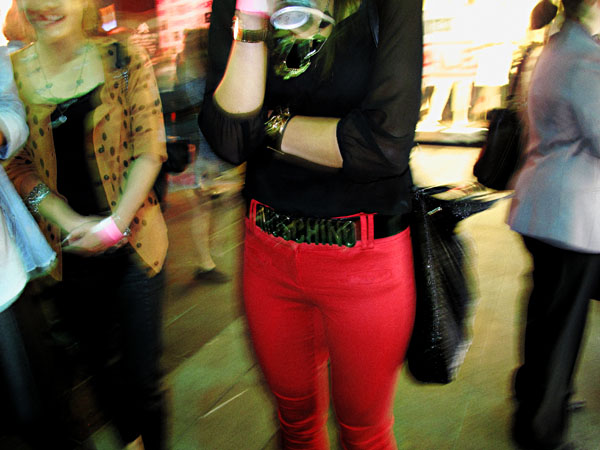 Moschino and Red Jeans Belt Shop Till you Drop