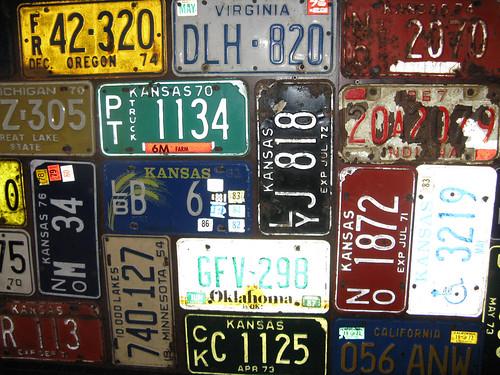 LD - B.O.B. - License Plates - 2