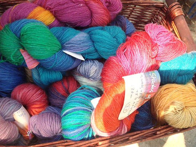 Angelika's yarn