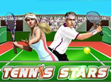 Online Tennis Stars Slots Review