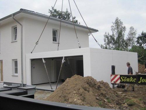 Garage Endmontage