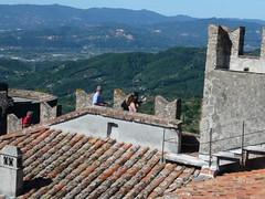 Fosdinovo Castle (Hedonistic Hiking) Tags: tuscany cinqueterre lerici walkingholiday viafrancigena gulfofpoets hikingvacation borgocasale costadorsola foodwinetours locandadellido