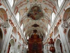 Church of the Jesuits (Jesuitenkirche) in Lucerne/Luzern (Axiraa) Tags: europe luzern baroque lucerne jesuitenkirche churchofthejesuits arethesebuildings