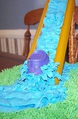 Pilgrims Plunge Cake - Splashdown