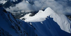 Pilatus panorama (snowyturner) Tags: panorama mountain lake snow mountains alps cold church landscape switzerland high swiss luzern chapel aerial pilatus cablecar vista lucerne mountpilatus yourpictureswinter
