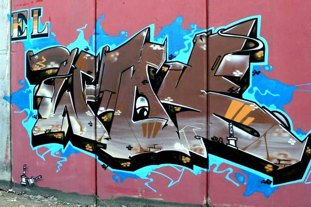 116 WAS GRAFFITI MALAGA