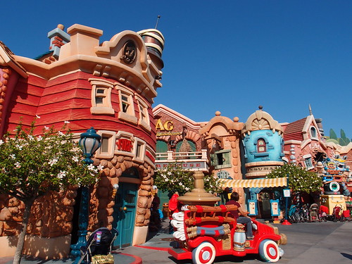 Disneyland - Mickey's ToonTown