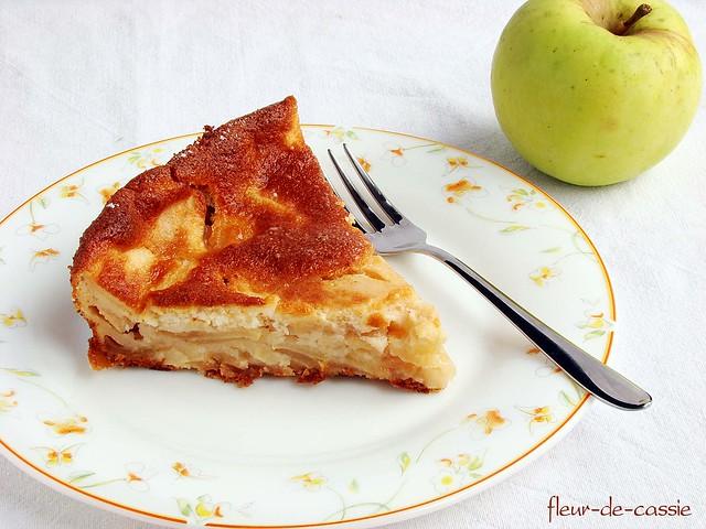 яблочный пирог из Феррары 2