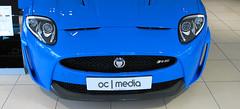 Intimidation (Ollie Crittenden) Tags: blue white beauty one martin jaguar limited edition rs 77 rare supercar aston sevenoaks prodrive xk lancasters xkrs one77