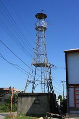 牛ケ谷戸の火の見櫓(川島町)