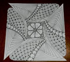 PinForPeace-Back (kimimela-arts) Tags: for lab peace drawing pinwheel zentangle