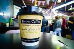 Day 258 : Prahran (BeAsT#1) Tags: holiday coffee lumix jasper working australia melbourne victoria panasonic vic 24mm visa prahran   f20 2011 whv  lx3