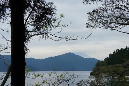 芦ノ湖富士