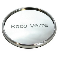 Roco Verre Retro spiegel onderzetters Verdana (contemporaryheaven2) Tags: spiegel retro roco verre verdana onderzetters
