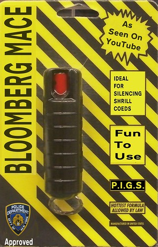 BLOOMBERG MACE by Colonel Flick