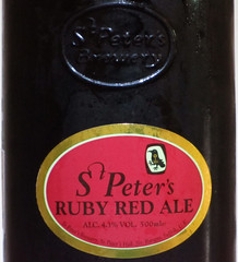 St Peters Ruby Red