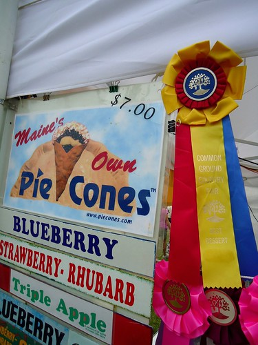 pie cones of awesome