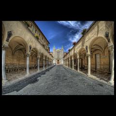 Cascia - Basilica di Santa Rita (R.o.b.e.r.t.o.) Tags: italy italia basilica pg chiesa roberto umbria monastero santarita cascia nikond700 sigmafisheye15mm hdr9raw