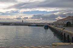 La Lonja (jaocana76) Tags: sea port puerto mar cloudy nubes cadiz pesca lonja tarifa pesquero estrechodegibraltar straitsofgibraltar campodegibraltar mygearandme jaocana76