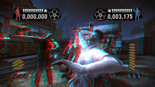 House of the Dead: OVERKILL Extended Cut 3D Screenshots